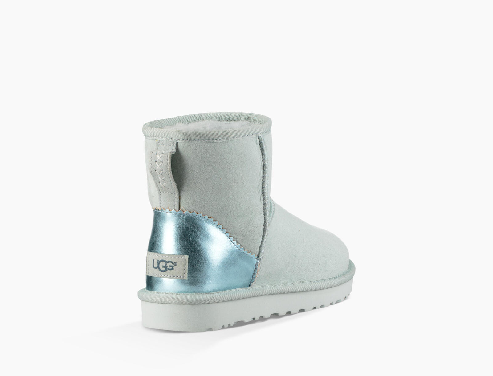 Classic Mini II Metallic Boot