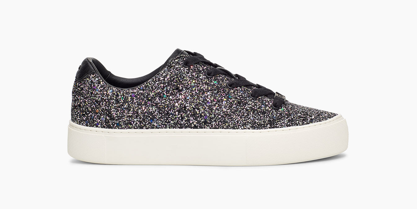 UGG® Zilo Chunky Glitter Trainer for