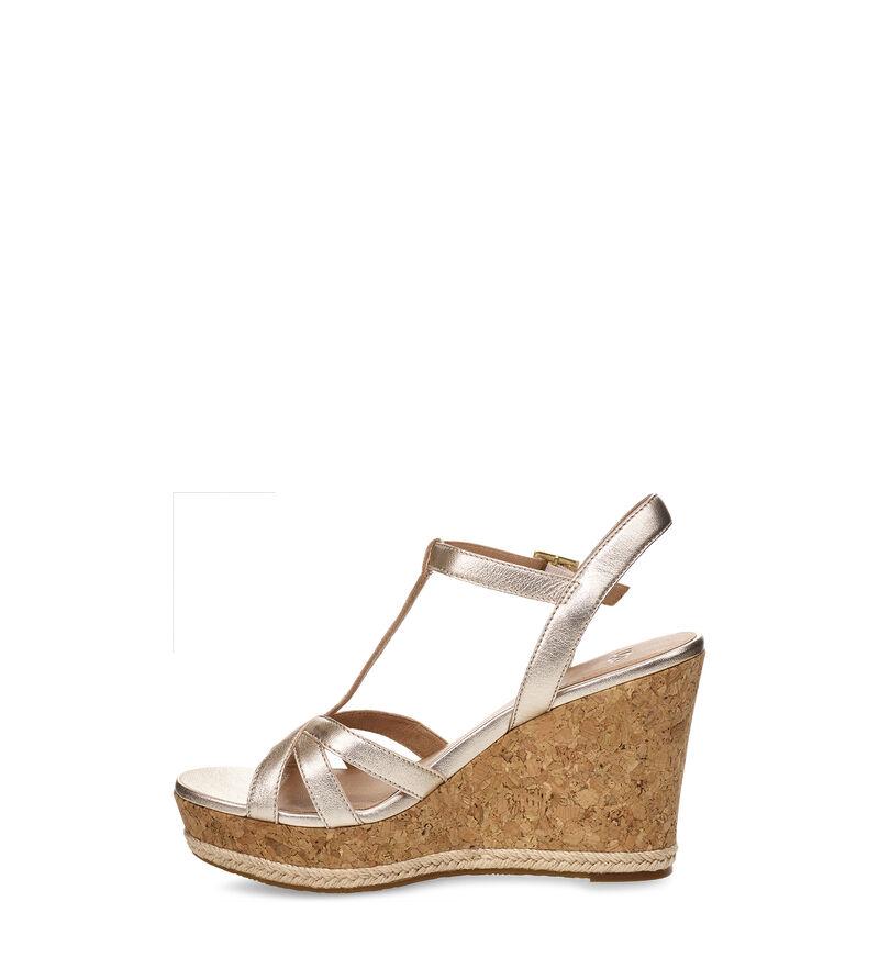 01a4c00cbe0286 UGG® Melissa Metallic Sandales à Talons pour Femme | UGG® FR