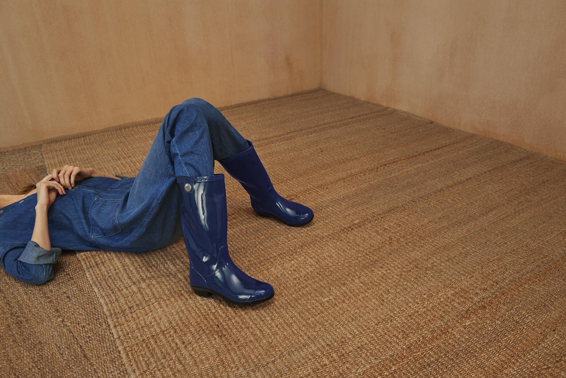 UGG® Shaye Rain Boots for Women   UGG® UK