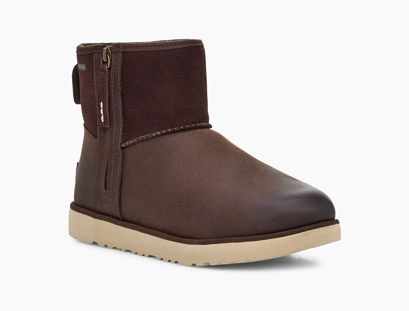 UGG® Classic Mini Zip Waterproof Laarzen voor Heren | UGG® NL