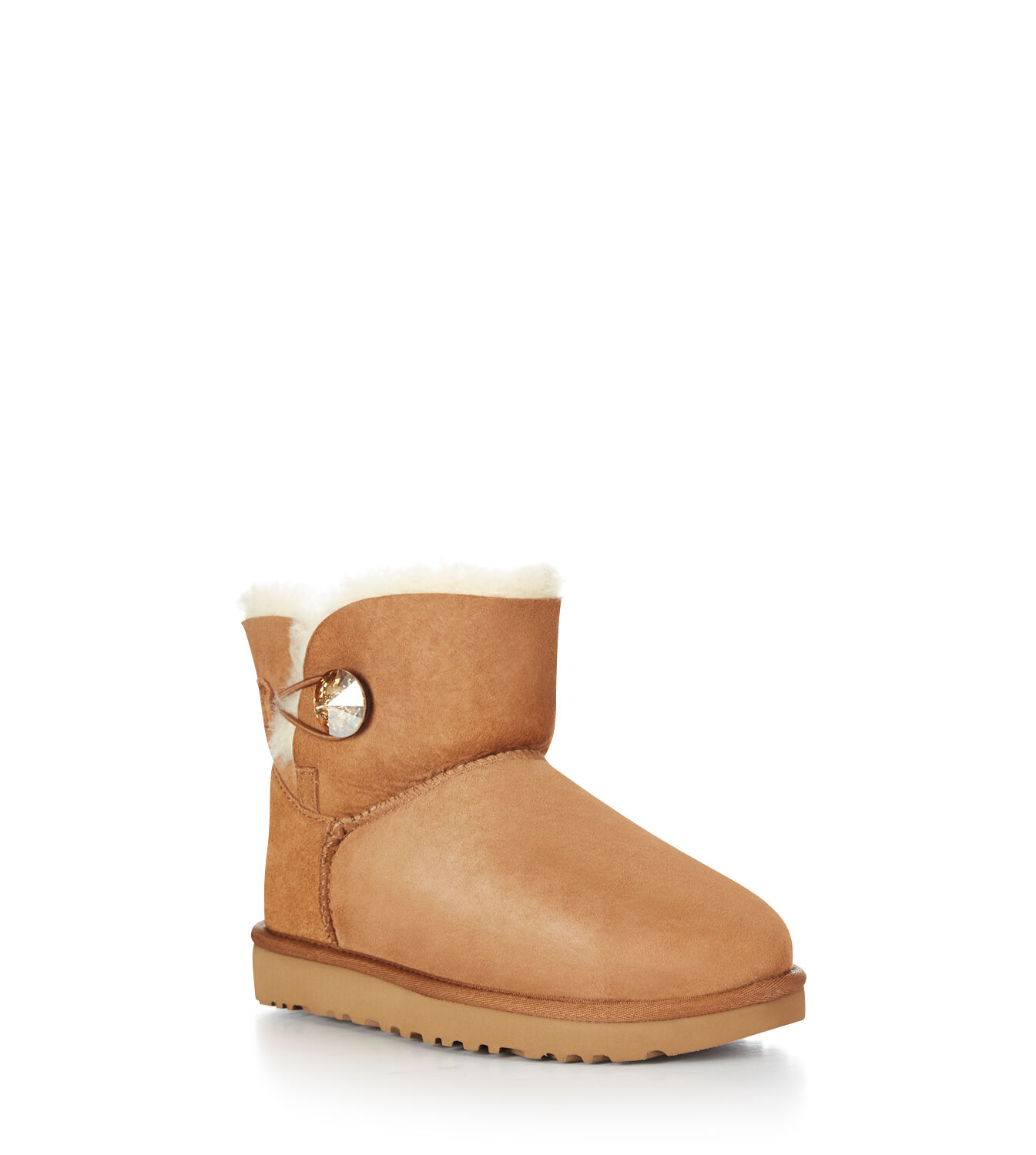 UGG® Mini Bailey Button Bling Boot for