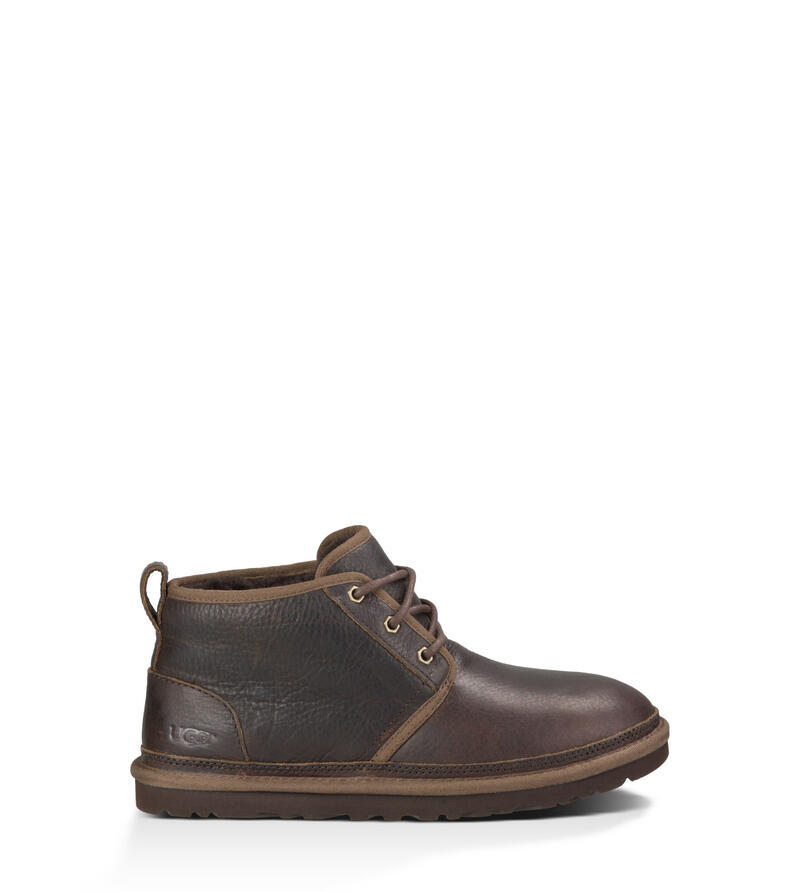 Neumel Leather Boot