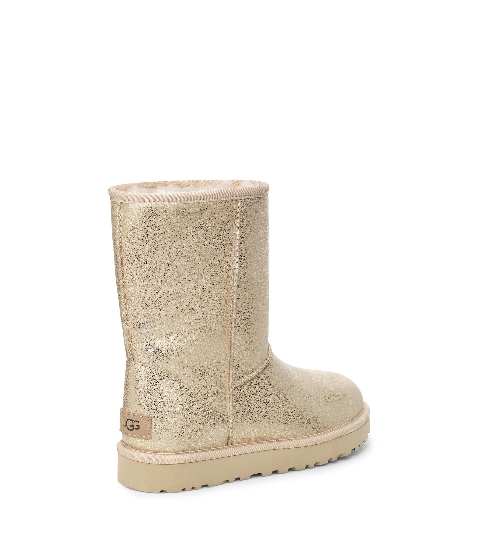 Classic Short II Iridescent Boot
