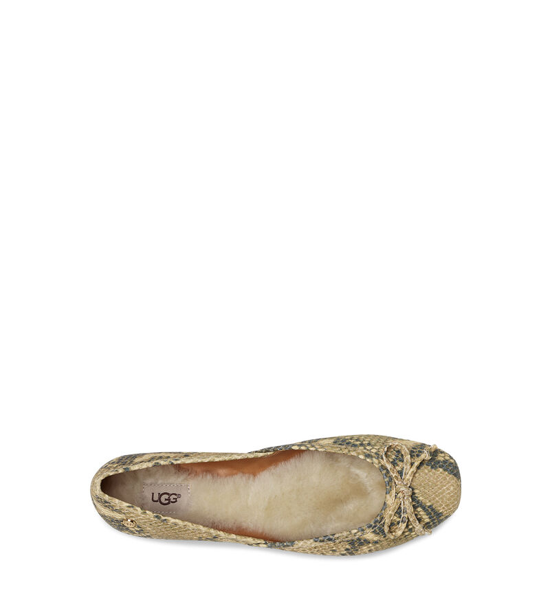 Lena Exotic Slip On