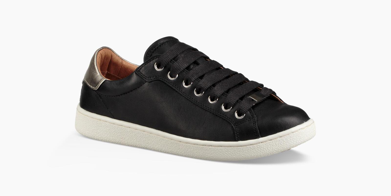 Milo Leather Trainer