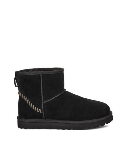 Classic Mini Deco Suede Boot