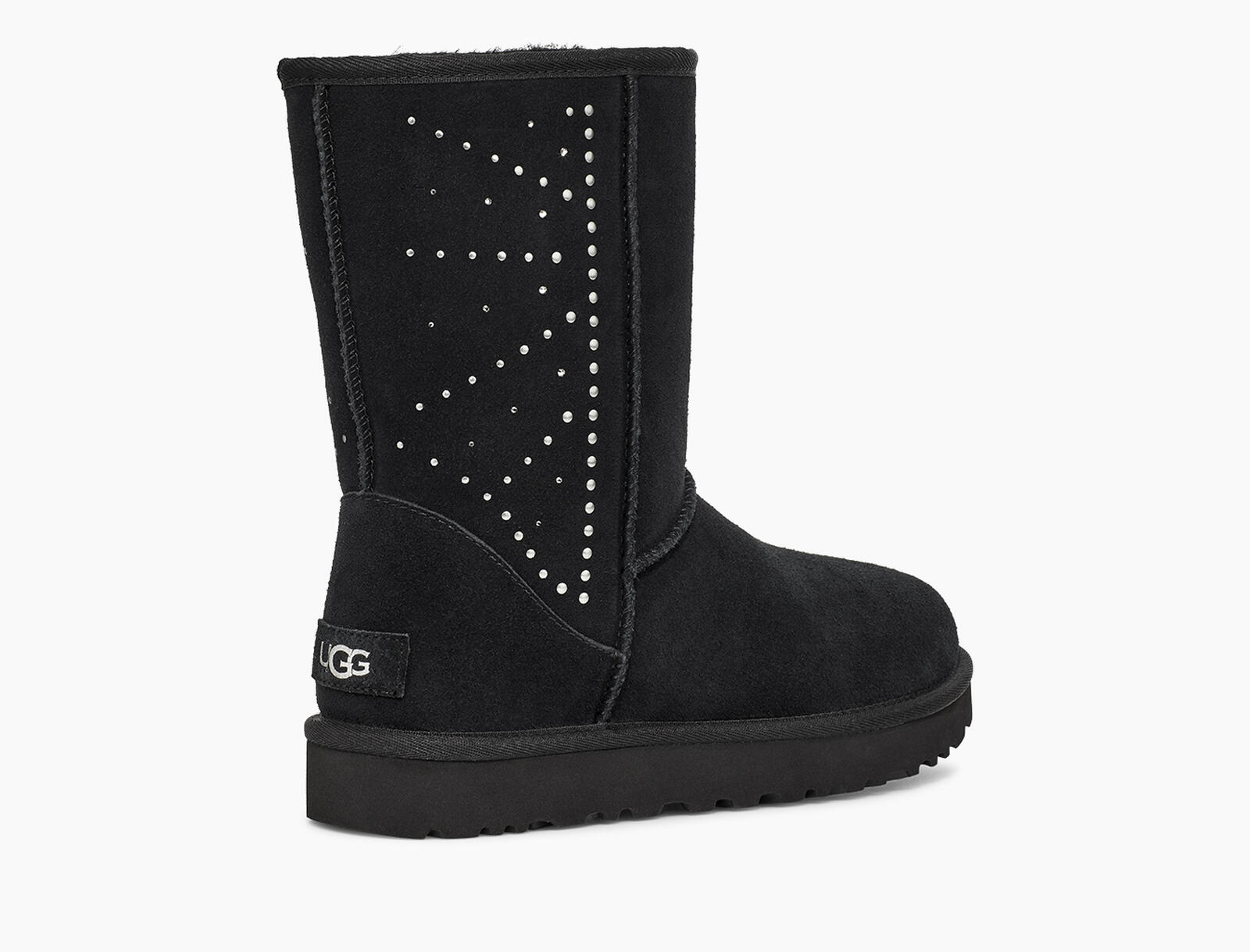 Classic Short Studded Boot
