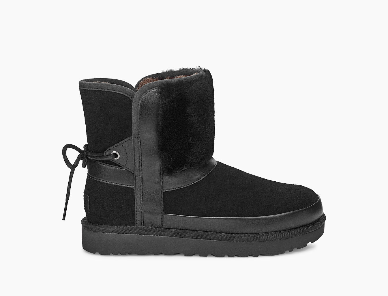 ugg classic lined