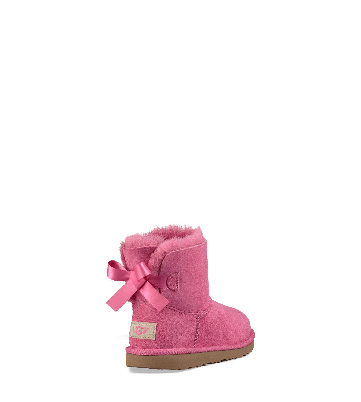 Ugg Boots| Mini Bailey Bow II Pink