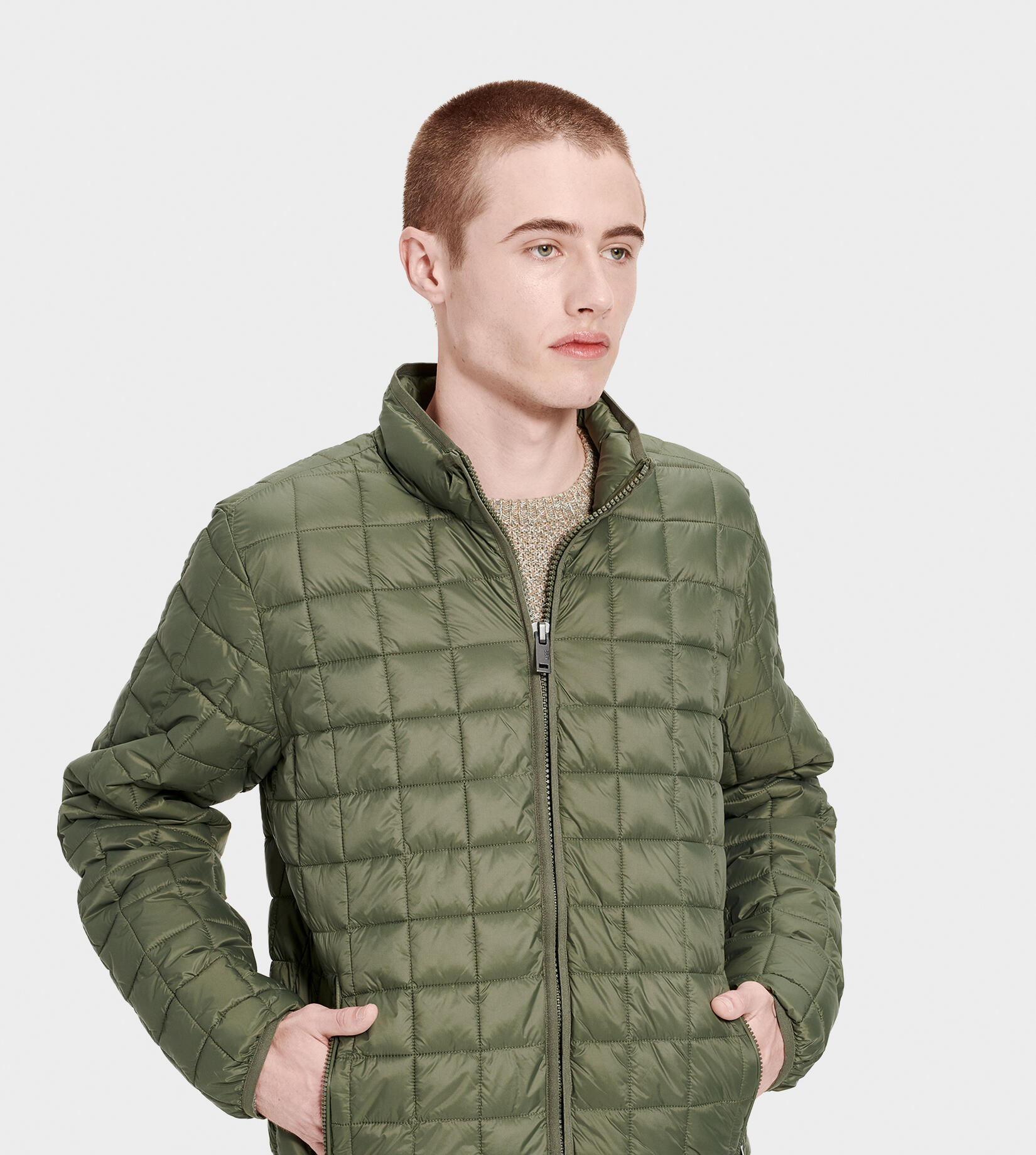 Joel Packable Quilted Vestes