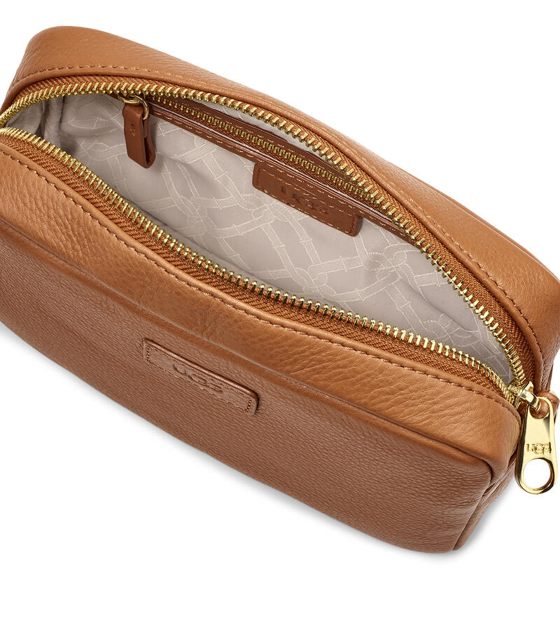Janey Crossbody Leather Bag