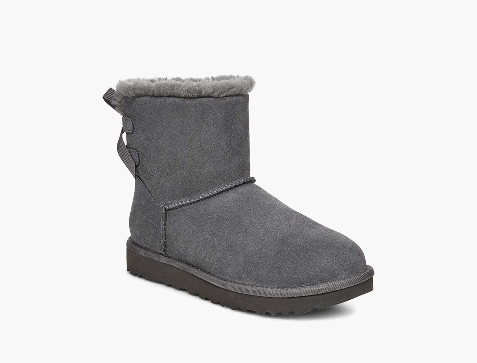 Mini Bow Boot