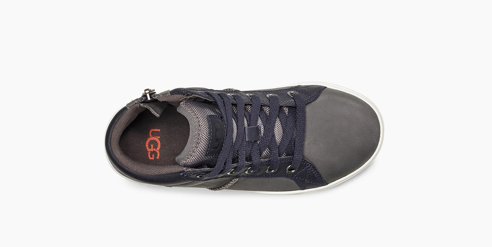 Boscoe Leather Trainer