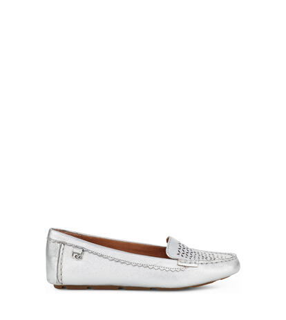Bev Metallic Loafer