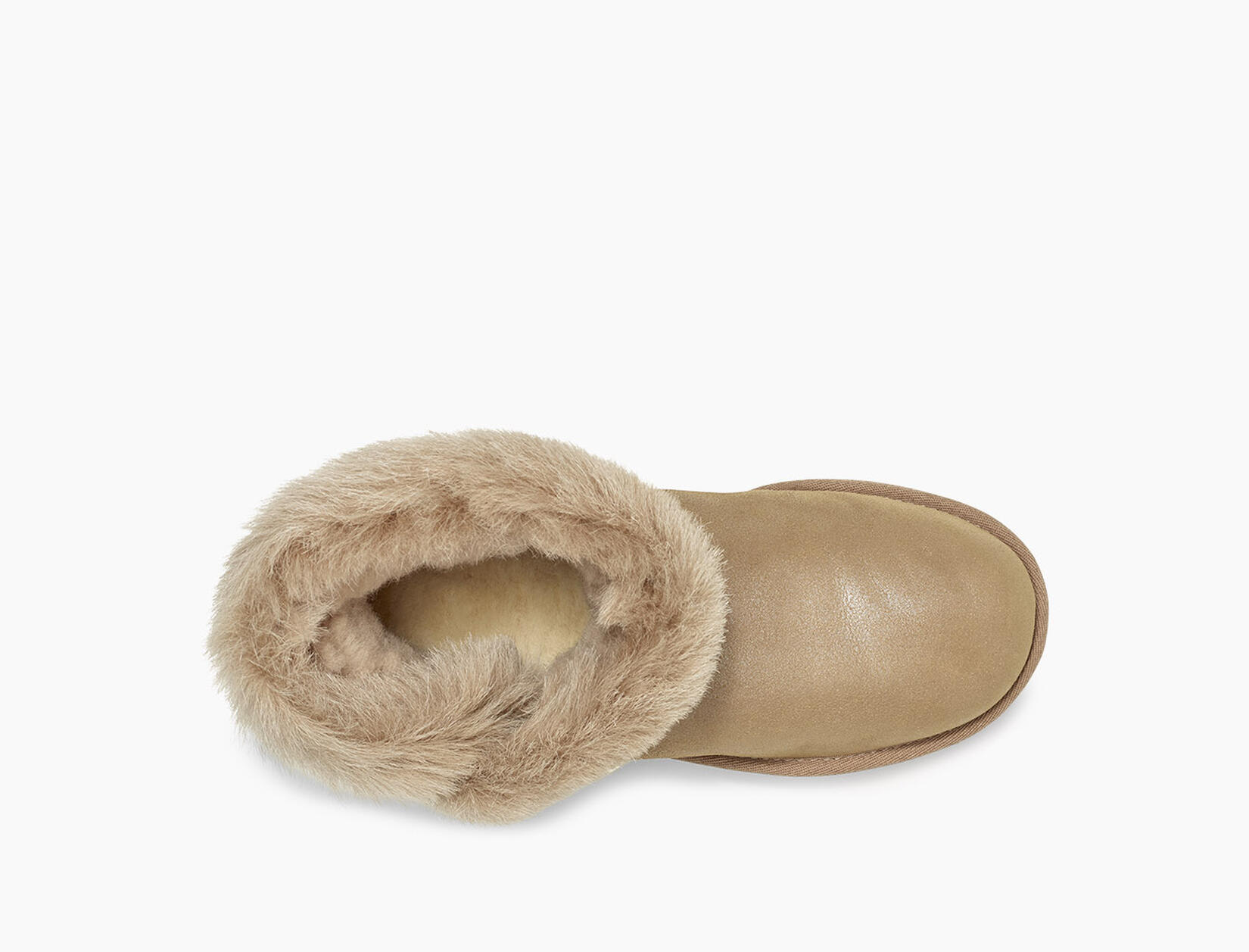Classic Fluff Pin Mini Boot