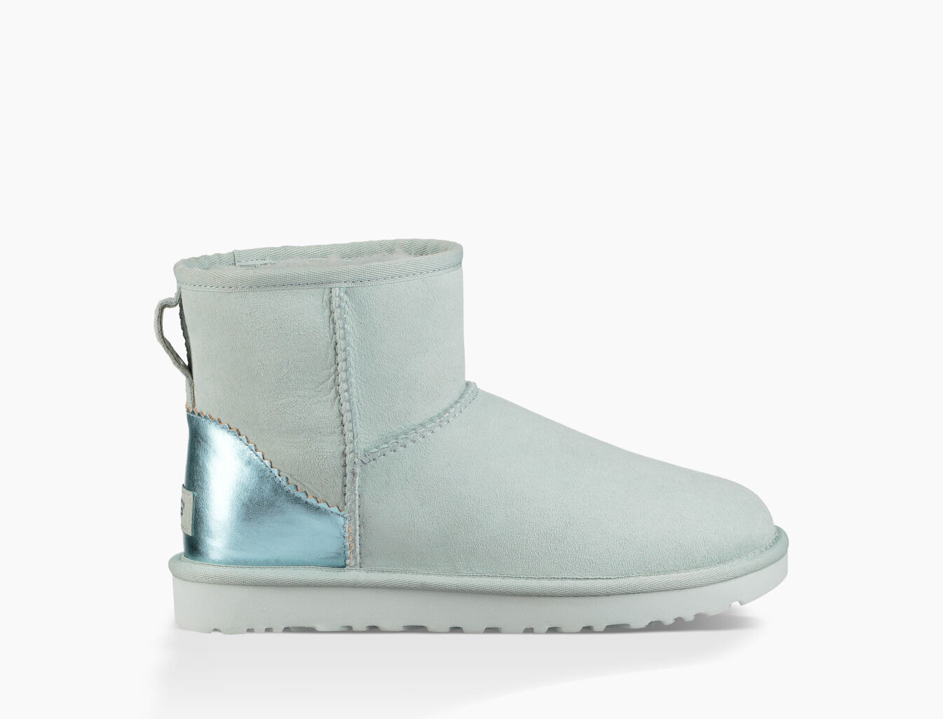 ugg mini metallic