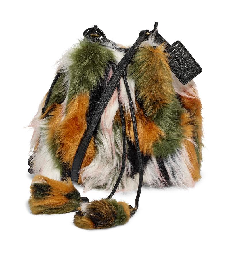 Lidiya Bucket Patchwork Bag