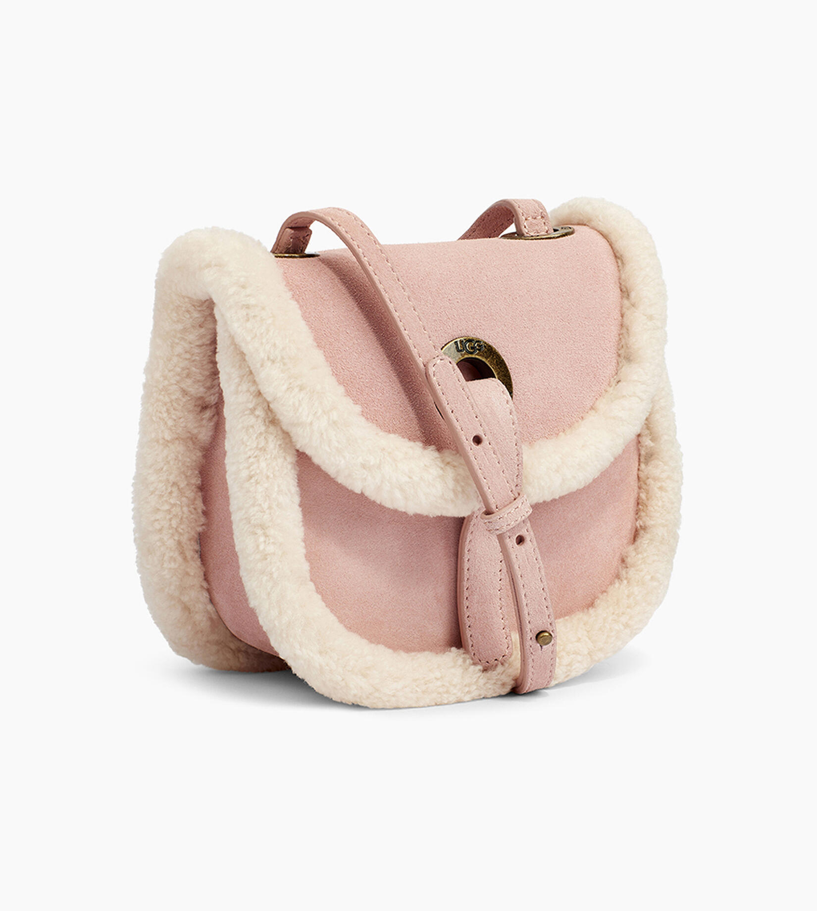 Heritage Leather Crossbody Bag