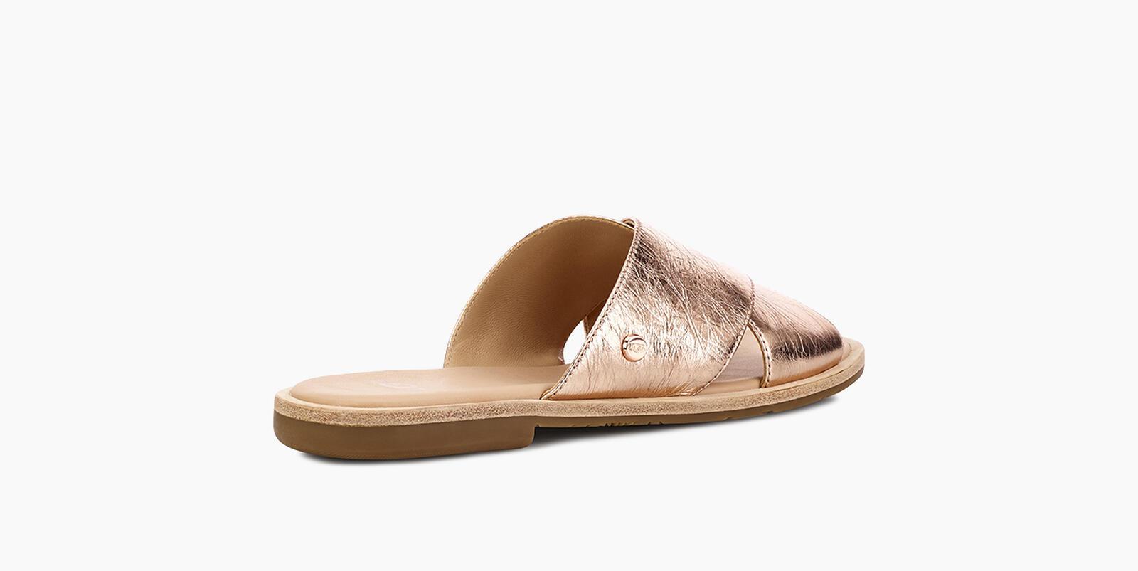 Joni Metallic Sandales à Enfiler