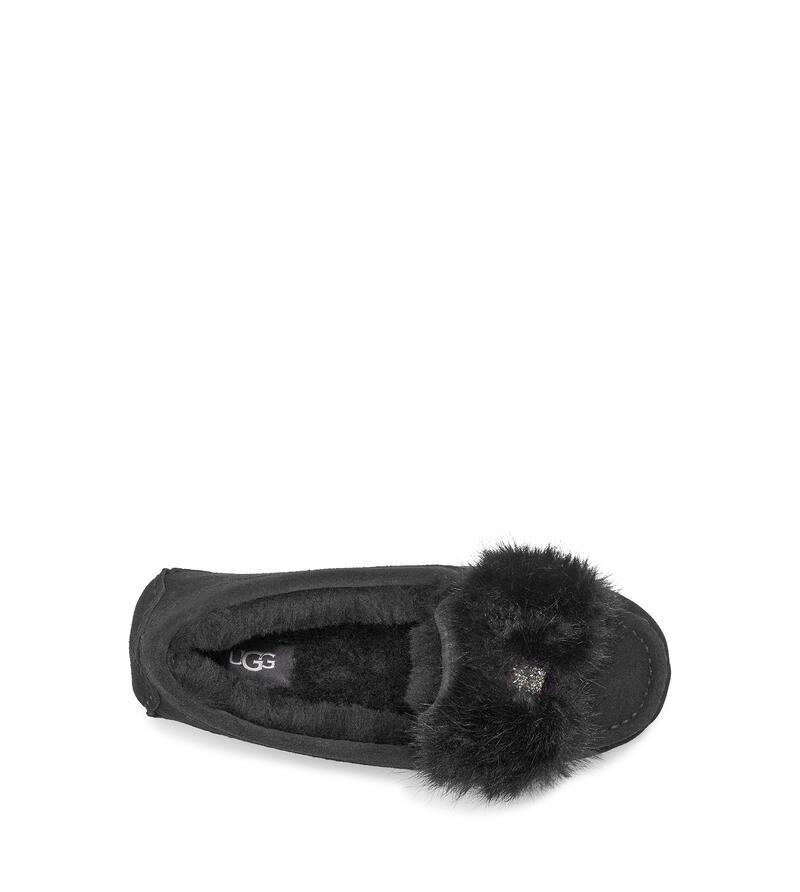Ansley Puff Bow Slipper