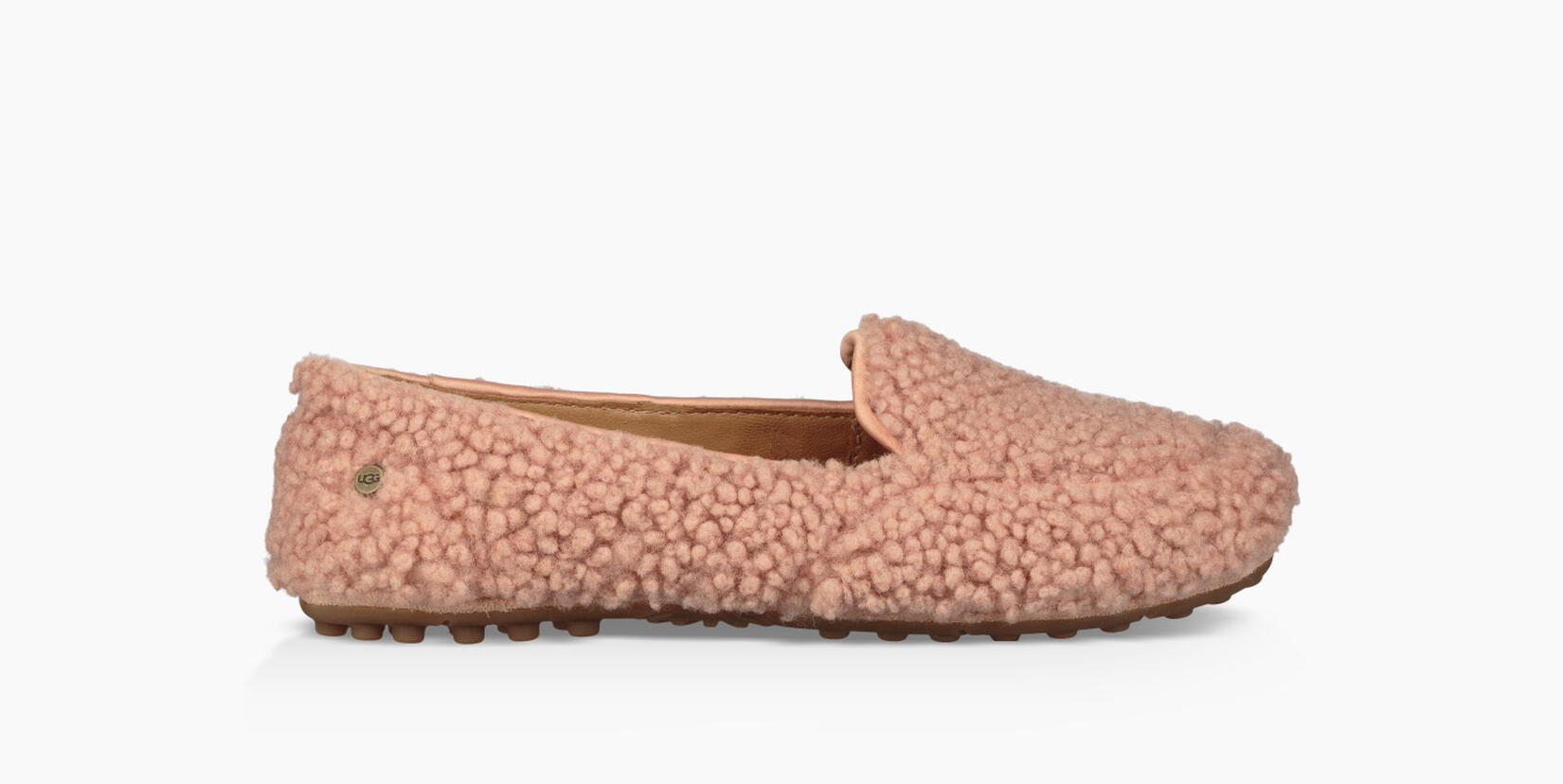 Hailey Fluff Loafer Slip-On