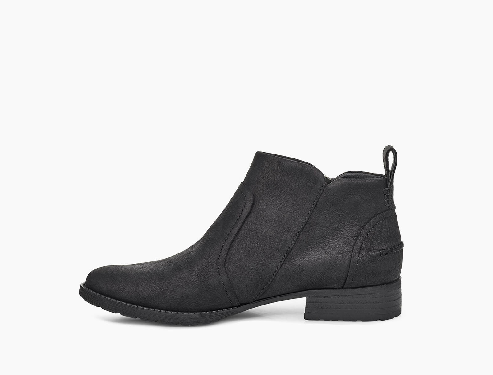 Aureo II Leather Ankle Boot