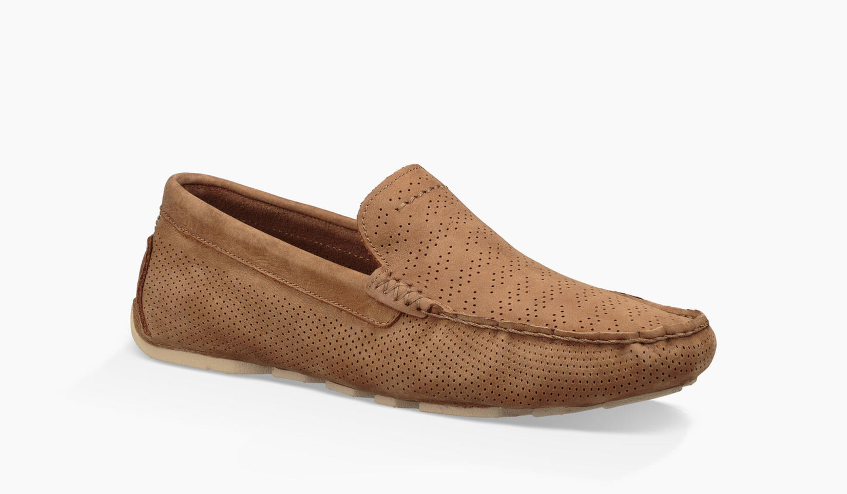 Henrick Stripe Perf Loafer