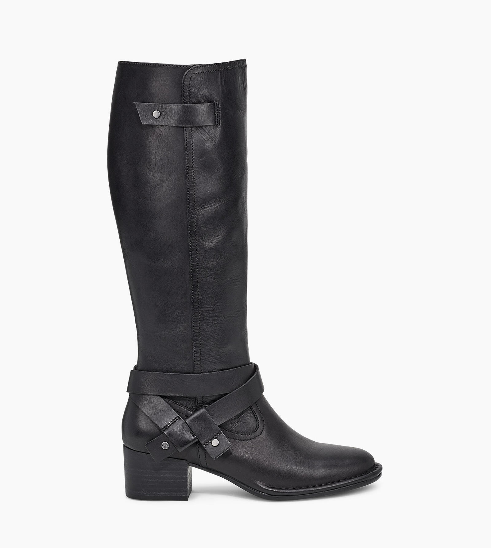 Bandara Leather Tall Boot