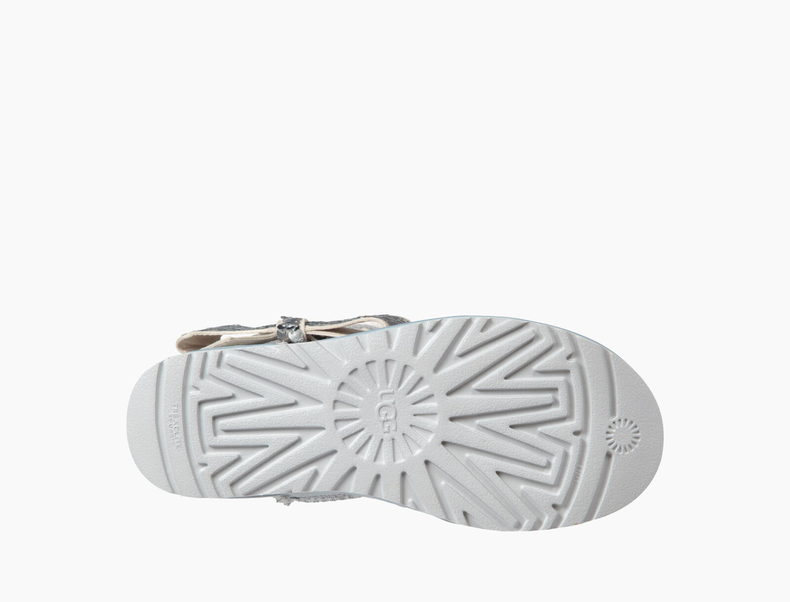 Mini Sequin Bow Classic Boot