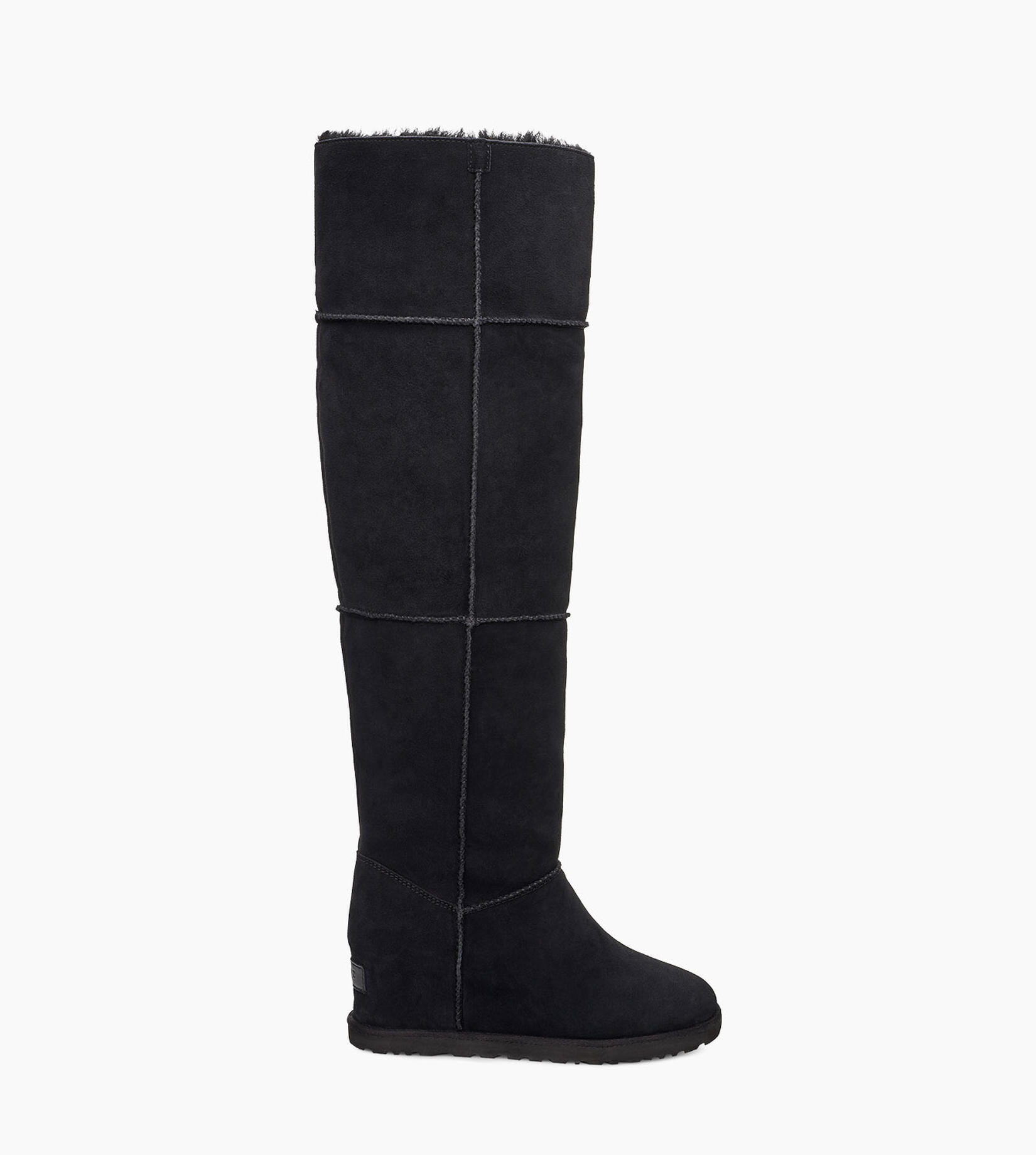 Classic Femme Over The Knee Boot