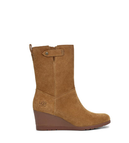 Potrero Waterproof Suede Boot