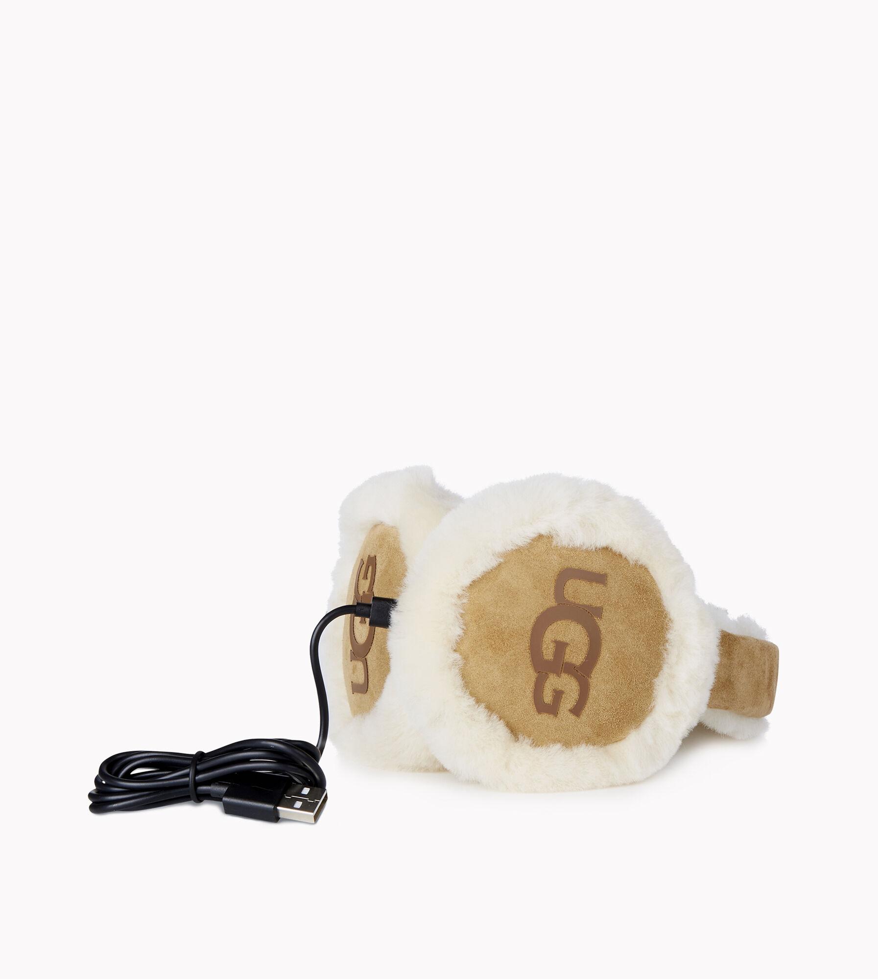 UGG® Logo Bluetooth Earmuff for Women