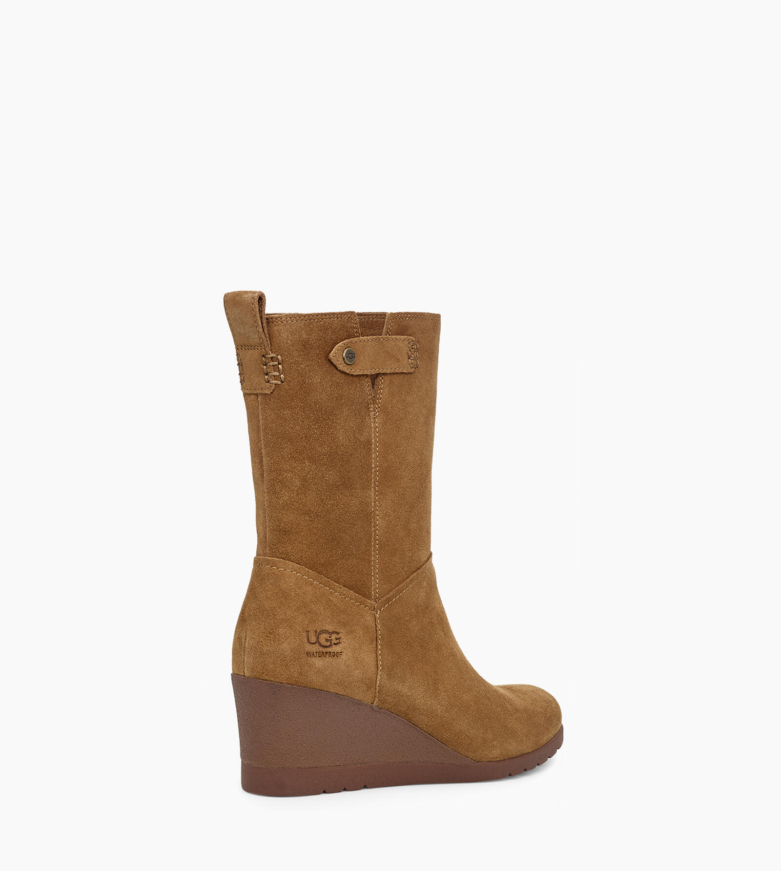 Potrero Waterproof Suede Boot