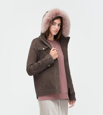 Convertible Field Jacket