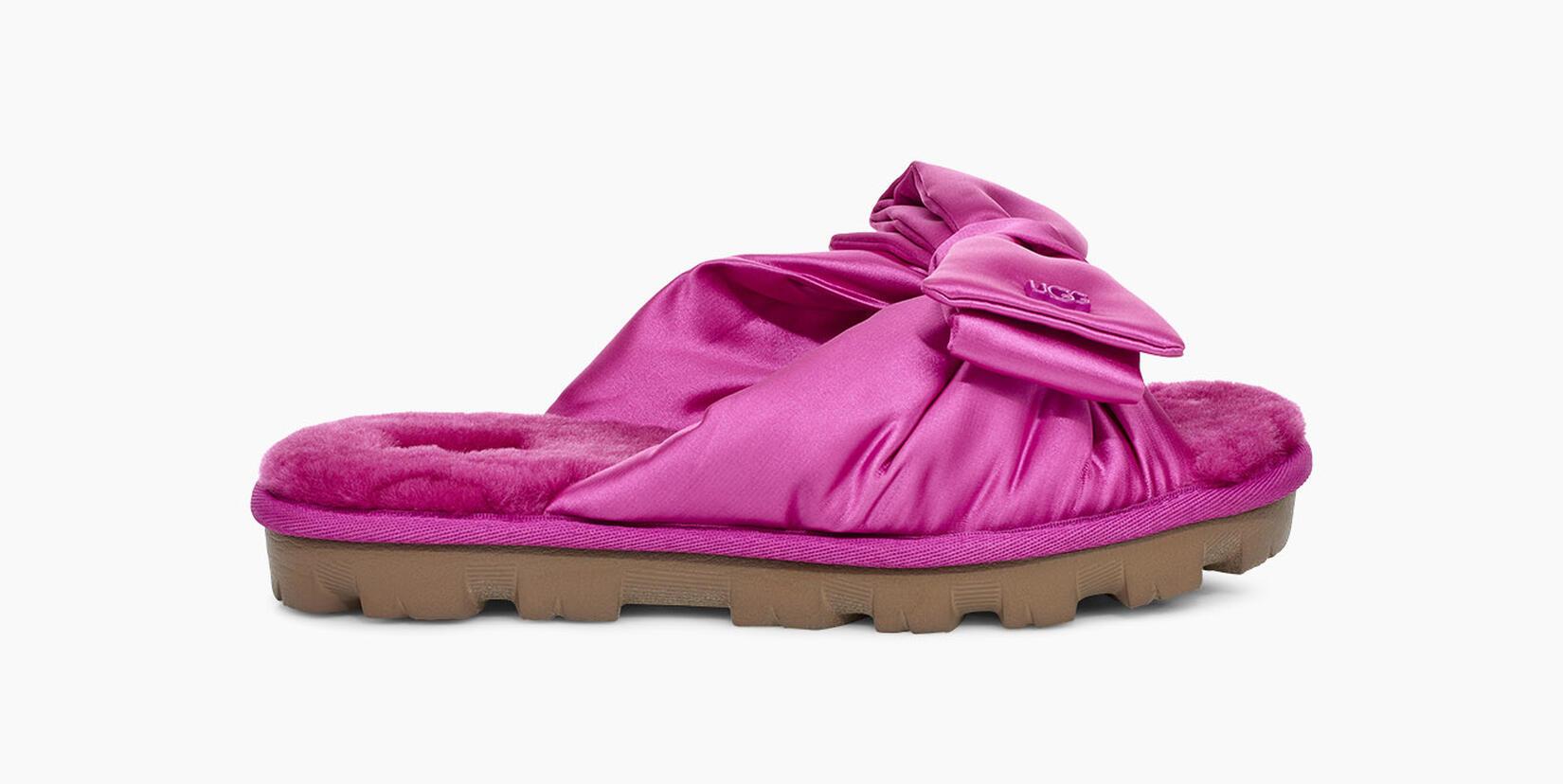 Lushette Puffer Slipper