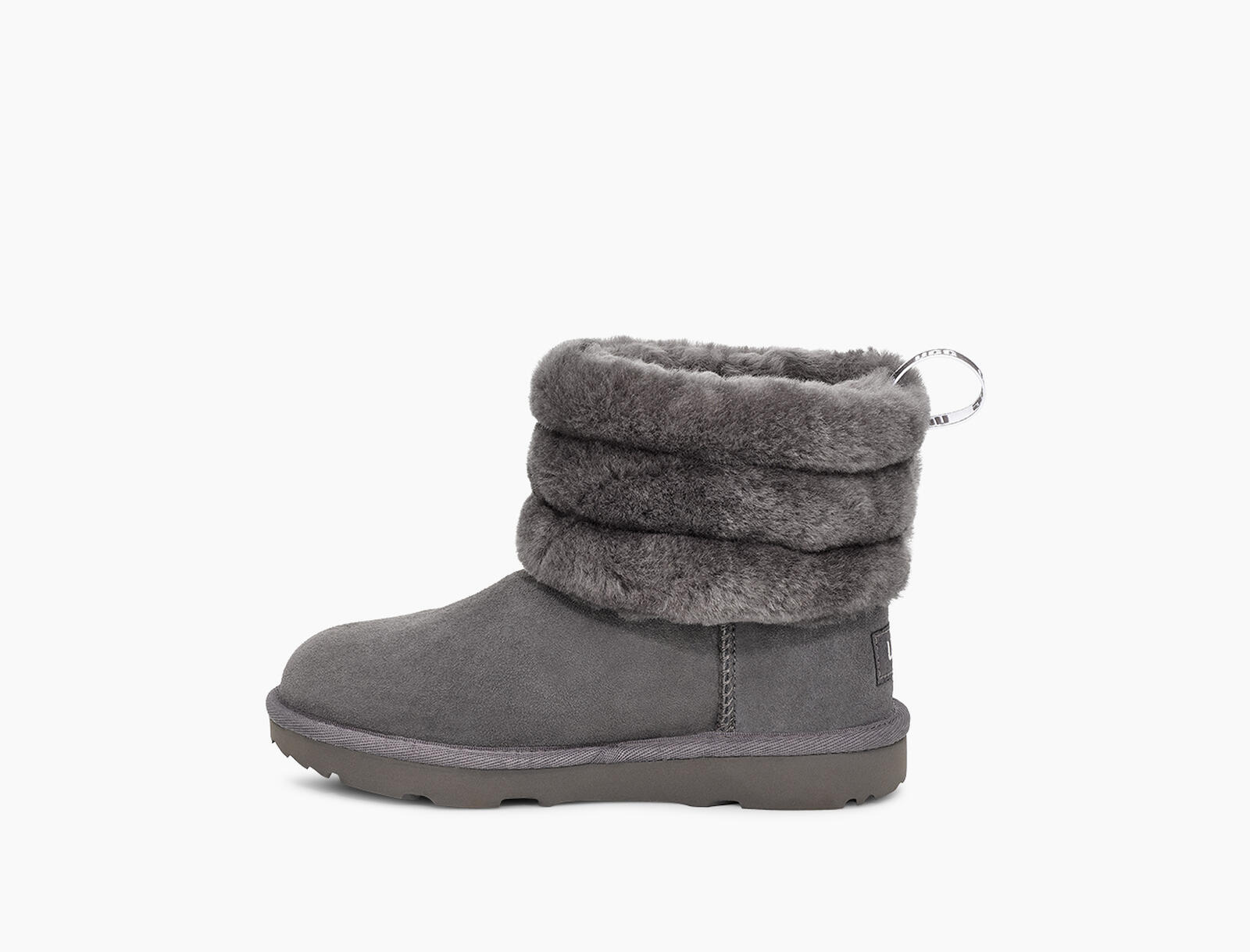 Fluff Mini Quilted Stiefel