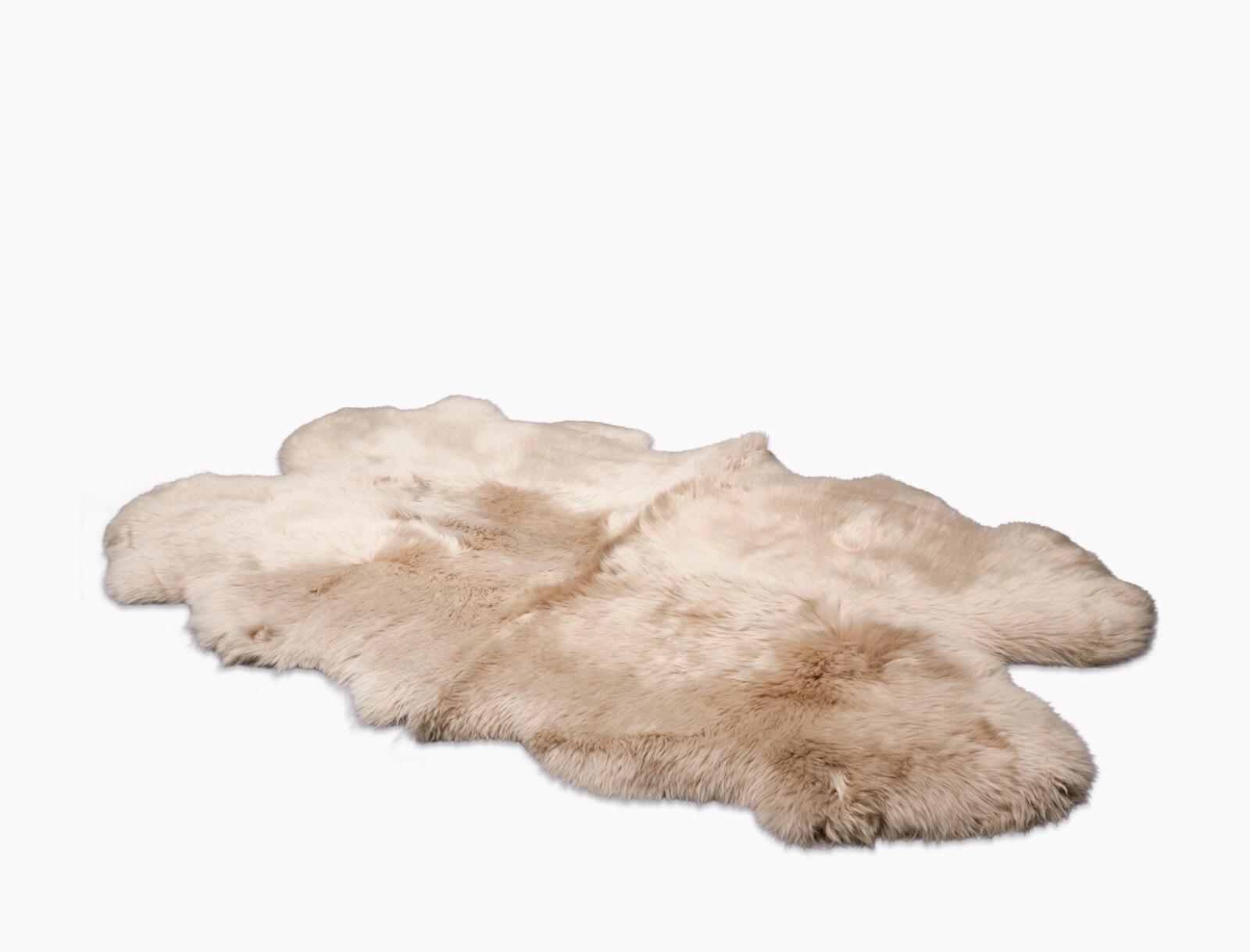 Sheepskin Area Rug Quarto