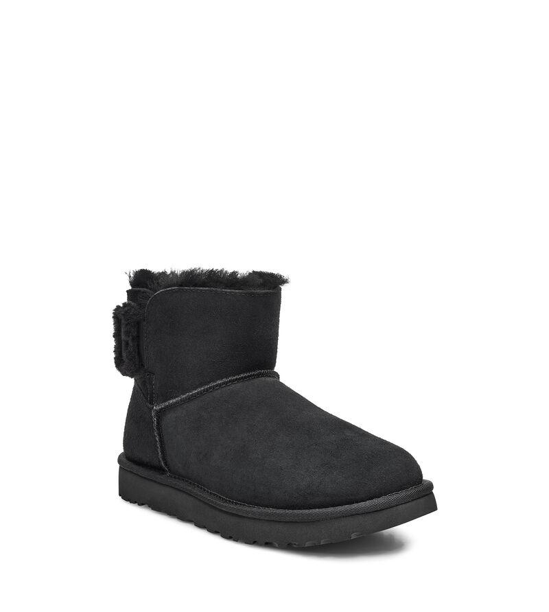 UGG® Mini Bailey Fluff Buckle Stivali per Donna  83ad87f81f4