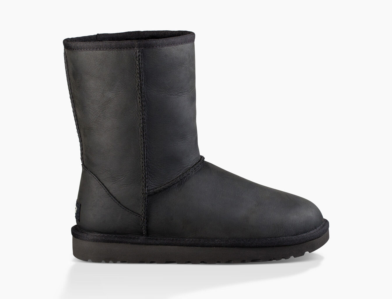 UGG® Classic Short Leather Boot for