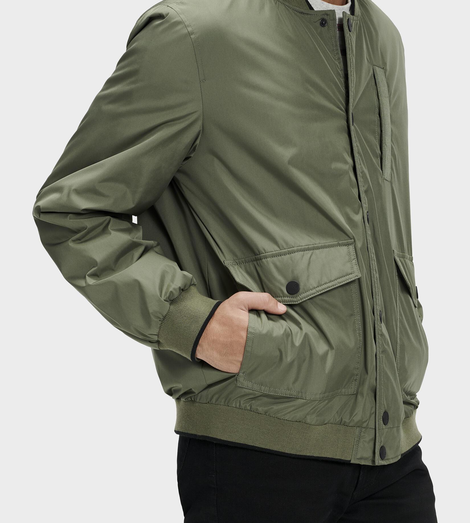 Ethan Bomber Jacket