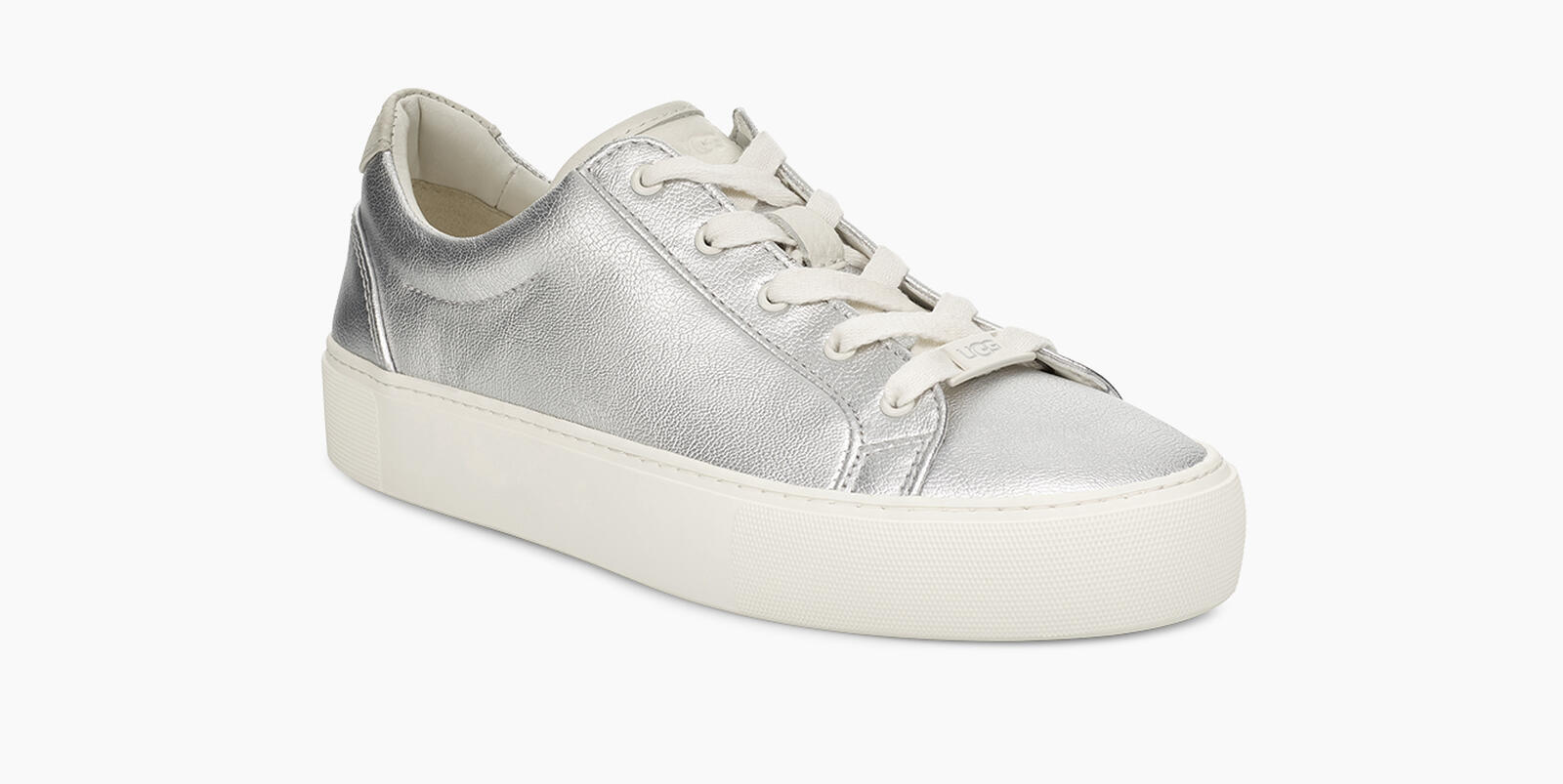 Zilo Metallic Trainer