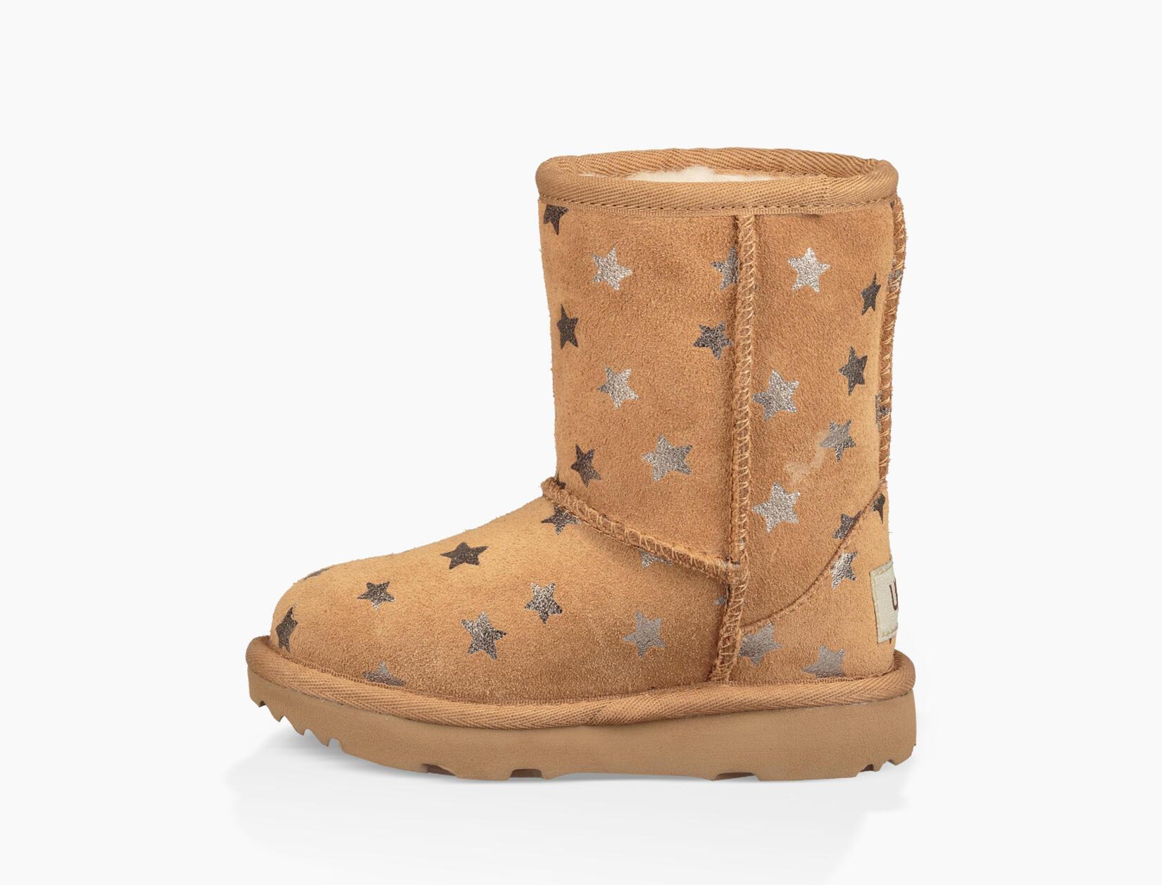 Classic Short II Stars Boot