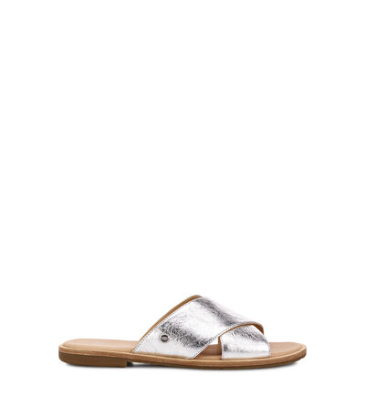 Joni Metallic Sliders
