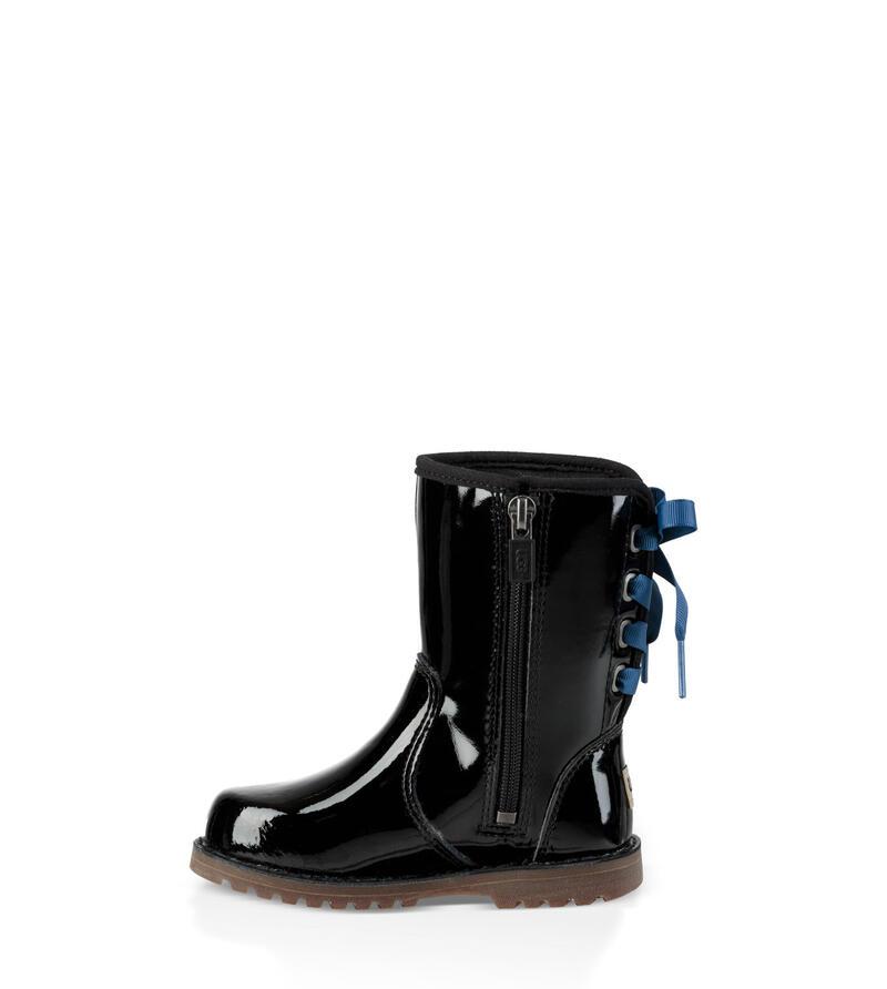 Corene Patent Boot