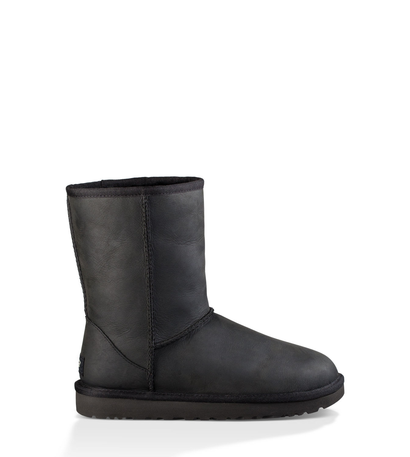 UGG® Classic Short Leather Boot for Women | UGG® UK