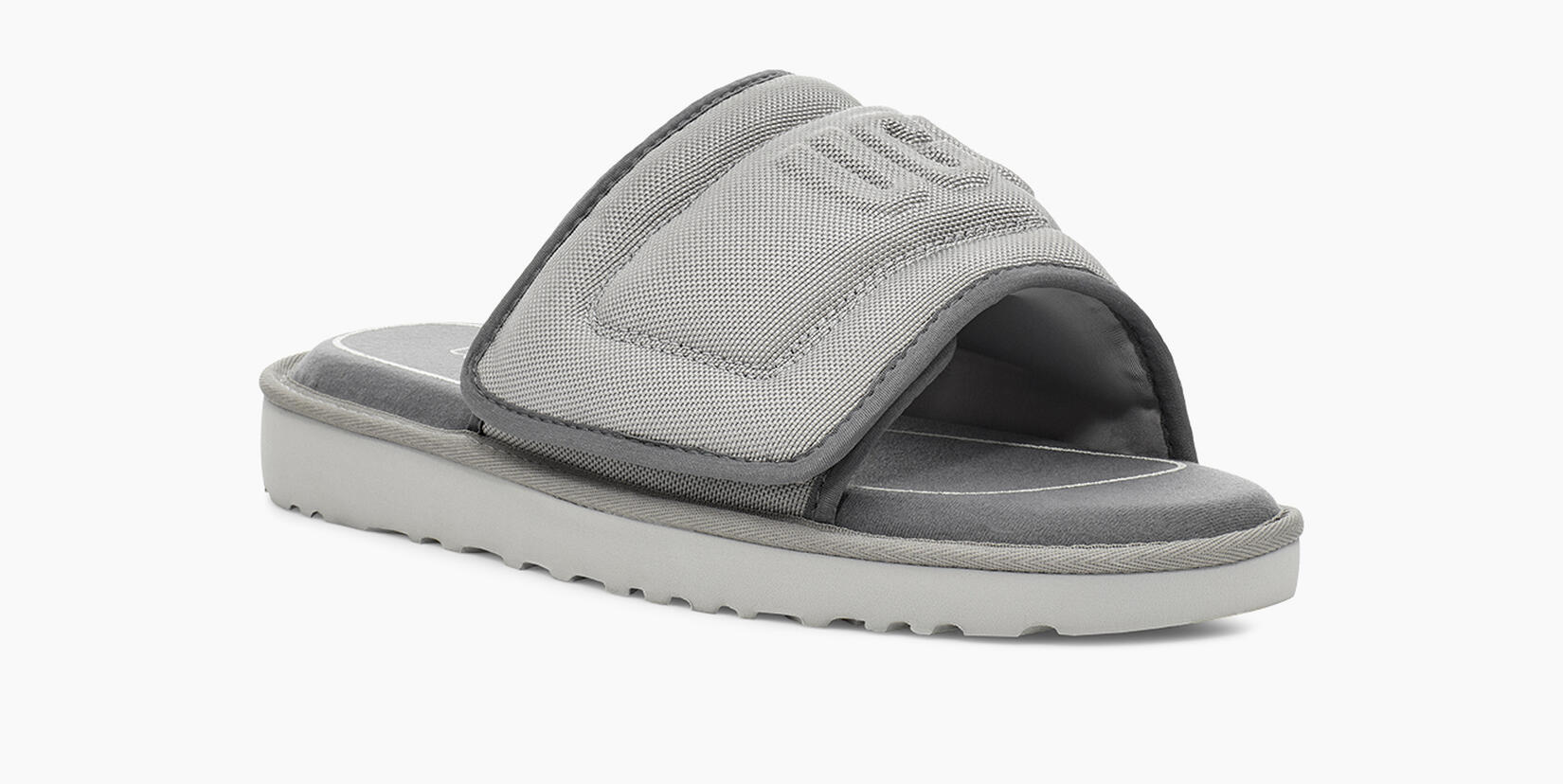 Dune Athletic Molded Logo Slide