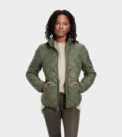 Selda Packable Quilted Jacket