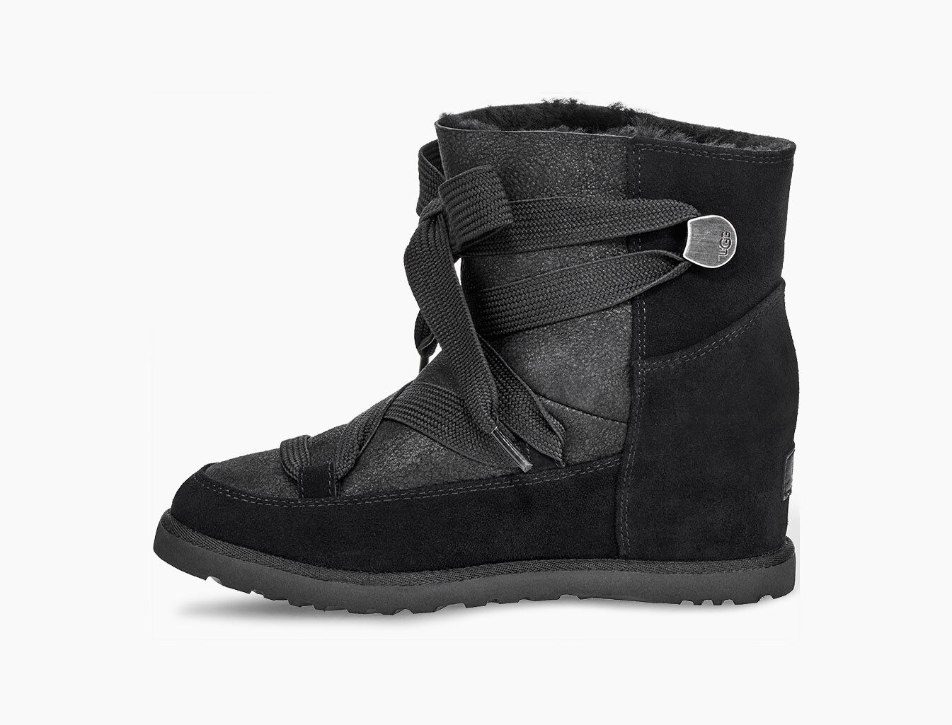 UGG® Classic Femme Lace-up Boot for