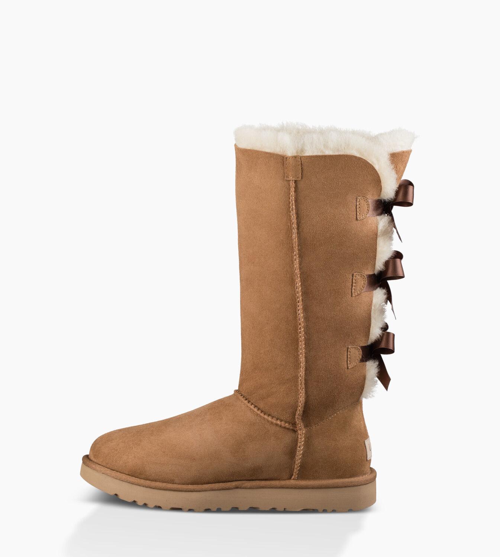 OfficialWomen's Tall UGG® Bow Boots Bailey II oCedBrx